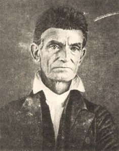 John Brown in 1856.