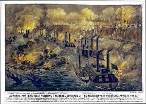 Vicksburg Blockade