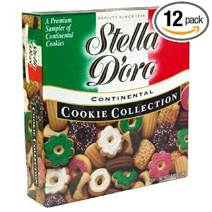 Stella D'Oro Continental Cookie collection