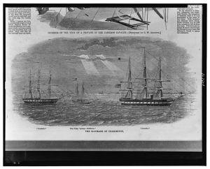 Blockade of Charleston