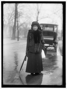 Mary Custis Lee in 1914