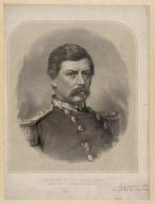 General McClellan in 1862