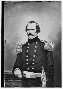 Gen. A. Sidney Johnston, ca 1860-62