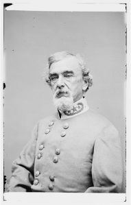 General Benjamin Huger, CSA military commander at Norfolk