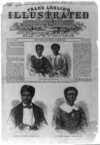 Dred Scott and his family