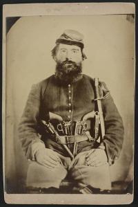 Ohio cavalryman
