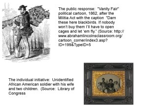 Responses to the US Militia Act of 1862