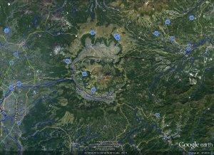 Aso - Google Earth