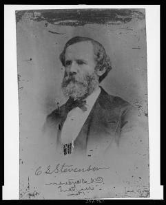Carter Stevenson after the war