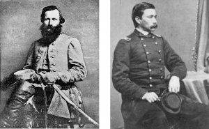 Generals Stuart and Bayard