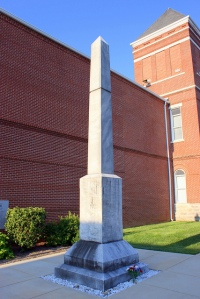 McMinnville Civil War  Memorial