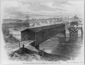 Nashville RR bridge