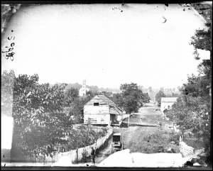Sharpsburg, Maryland, in September 1862