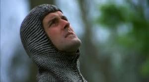 John Cleese as Launcelot
