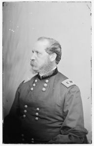 General John G. Foster in 1861 (Library of Congress)