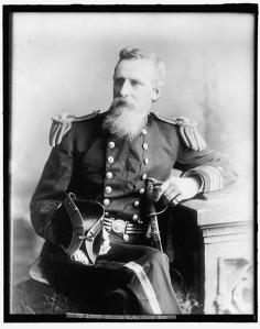 Cmdr. John P. Gillis in the early 20th century.  (Library of Congress)