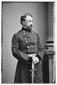 General John McNeil during the war. (Library of Congress)