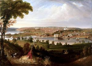 Washington in 1833.  (Source)