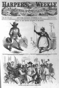 "I'm not sure where ""Harper's Weekly"" was coming from here.  Library of Congress"