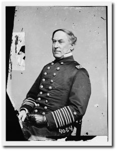 I couldn't crop this Library of Congress photograph of Admiral Farragut without losing some of the cool details.