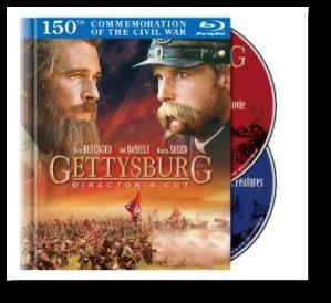 Gettysburg package