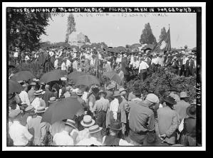 Gettysburg reunion in 1913