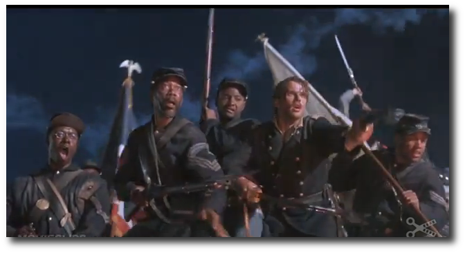 an analysis of the civil war in the movie glory Today my civil war classes finished watching the movie glory, which is still my all-time favorite civil war movie students enjoy the movie in part becau.