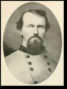 General Nathan Bedford Forrest.  (Wikipedia)