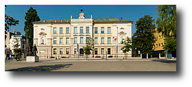 Kranj High School, where Slovenian students can major in Awesome.  (Wikipedia)