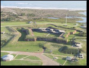 Fort Morgan in 2002.  (Wikipedia)