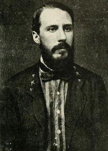 Edward Porter Alexander.  (Wikipedia)