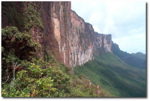 These cliffs.  Really.