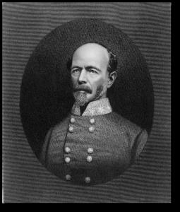 General Joseph Johnston, CSA.