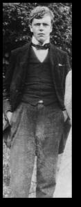 G. K. Chesterton, age 24.  (Wikipedia)