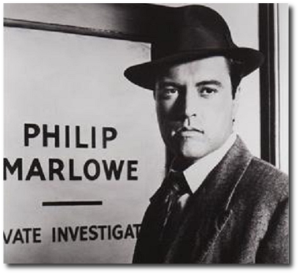 No, not Marlowe - the guy who invented Marlowe.  (Image source)