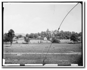 Orchard Knob, circa 1902.  (Library of Congress)
