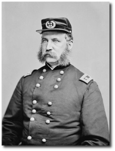 General John G. Foster, ca. 1863.  (Library of Congress by way of Wikipedia)