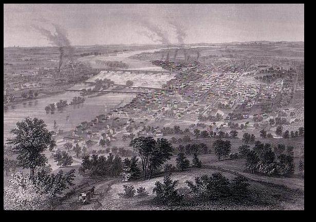 Richmond, Virginia, 1863.  (Library of Congress)