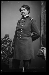 General Samuel Sturgis.  (Wikipedia)