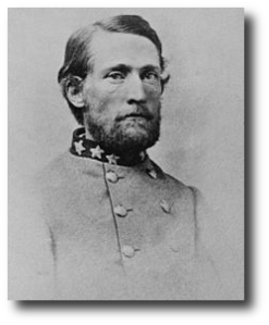 John S. Mosby, CSA, after his promotion to colonel in January 1864.  (Wikipedia)