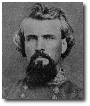 General Nathan Bedford Forrest, CSA.  (Library of Congress)