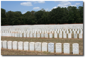 Those who died at Andersonville.  (Image:  Richard Elzey)