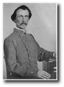 Colonel Clark R. Barteau, CSA (Source)