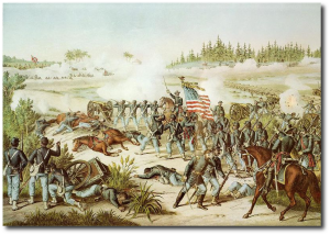 The Battle of Olustee (Wikipedia)