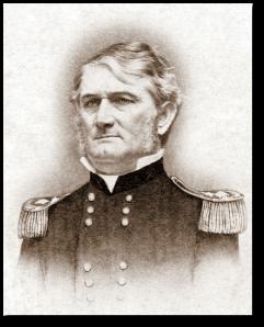General Leonidas Polk, CSA.   (Wikipedia)