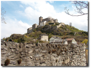 Valère Castle (Image:  clare and ben)