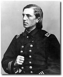 Lieutenant William B. Cushing, US Navy.  (Wikipedia)