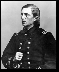 Lieutenant William B. Cushing, US Navy.  (Wikipedia)