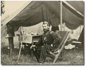Sheridan was one of the more colorful Union generals.  (Wikipedia)