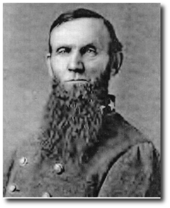 Colonel William Duckworth, CSA - A silver-tonged Confederate physician, minister and soldier.  (Source 3, below)